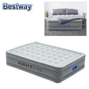 Bestway #67624 AlwayzAire Queensize Doppel-Gästebett 203x152x46cm