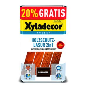 Holzschutzlasur 2-in-1 palisander 5 Liter