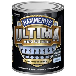 Hammerite Metallschutzlack 'Ultima' RAL 7016 anthrazitgrau glänzend 750 ml