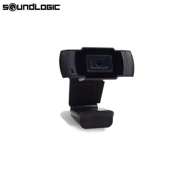 Soundlogic Webcam mit Mikrofon HD 720p