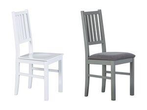 Inter Link Stuhl »Westerland«, aus massivem Buchenholz gefertigt