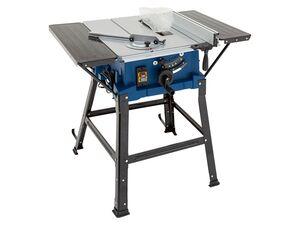 scheppach Tischkreissäge »HS110«, 2000 Watt, mit Handrad