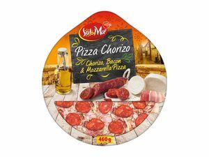 Sol & Mar Pizza Chorizo