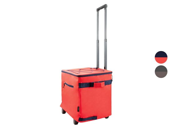 TOPMOVE® Einkaufstrolley »TKT 40 A1«, mit Kühlfunktion