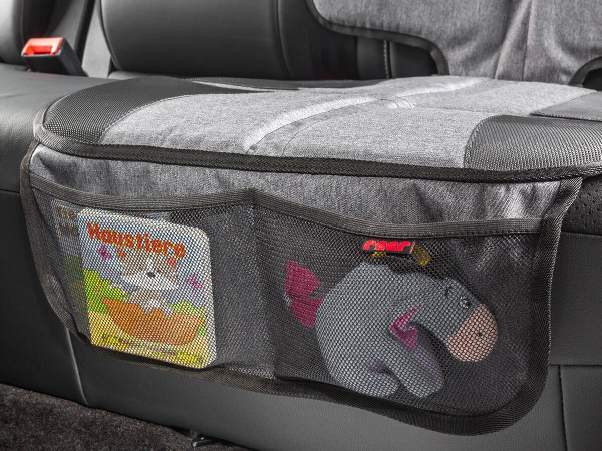 Bild 4 von Reer Autorücksitz-Schutzunterlage »TravelKid Protect«, rutschfeste Unterlage