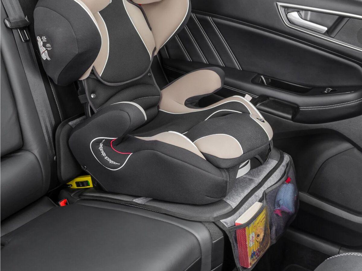 Bild 5 von Reer Autorücksitz-Schutzunterlage »TravelKid Protect«, rutschfeste Unterlage