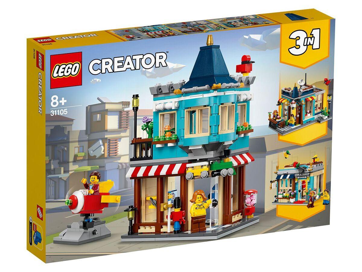Bild 1 von LEGO® Creator 31105 »Spielzeugladen im Stadthaus«