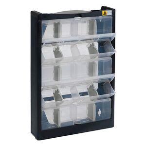 VarioPlus Draw Box >W< 20 Kunststoff-Kleinteilemagazin