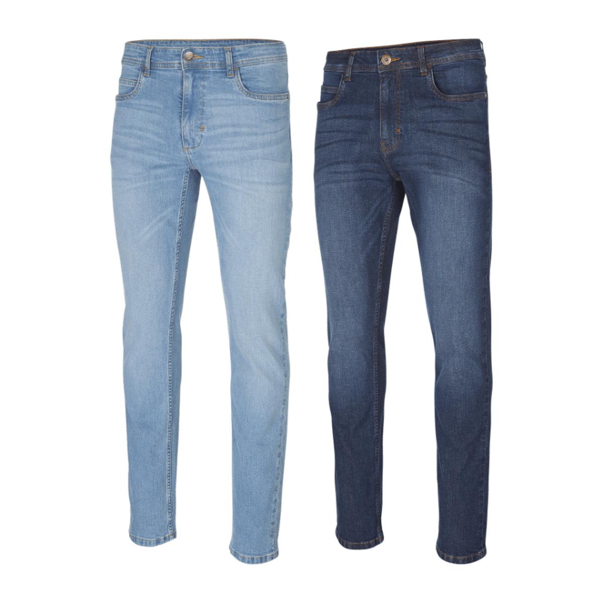 Bild 1 von STRAIGHT UP     Jeans, laser finished