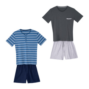 Enrico Mori     Shorty Pyjama