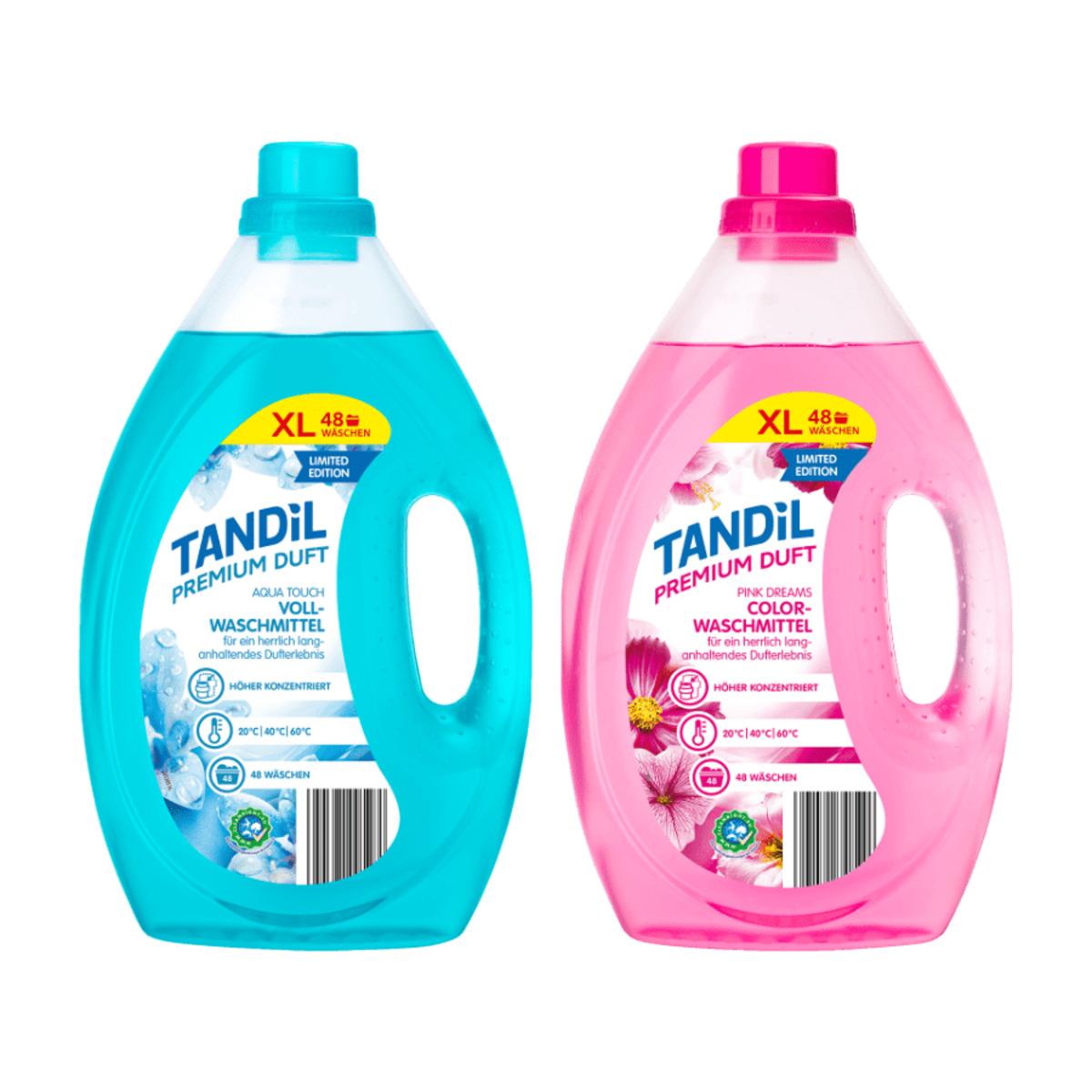 Bild 1 von TANDIL     Flüssigwaschmittel XL