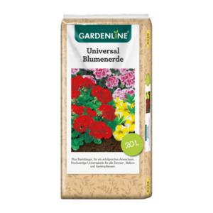 GARDENLINE     Universal Blumenerde