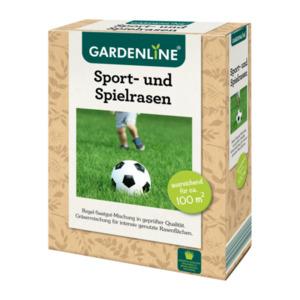 GARDENLINE     Sport- und Spielrasen