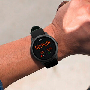 Solar-Smartwatch LS05, 3,25 cm (1,28'')