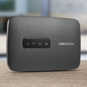 Mobiler LTE / WLAN Hotspot