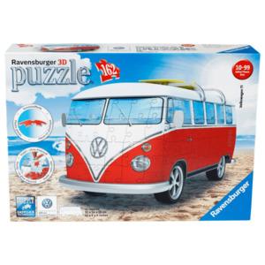 Ravensburger 3D Puzzle Volkswagen T1 - Surfer Edition 162 Teile