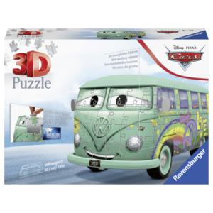 Ravensburger 3D Puzzle Volkswagen T1 Cars Fillmore 162 Teile