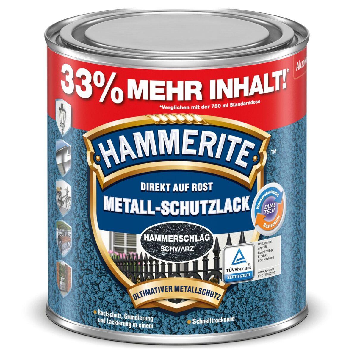 Bild 5 von HAMMERITE™ Metall-Schutzlack 1 l