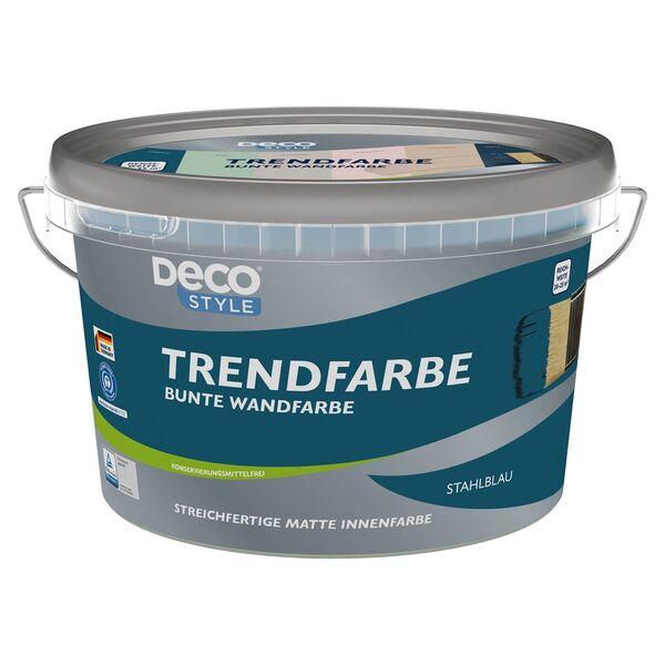 DECO STYLE®  Trendfarbe 2,5 l