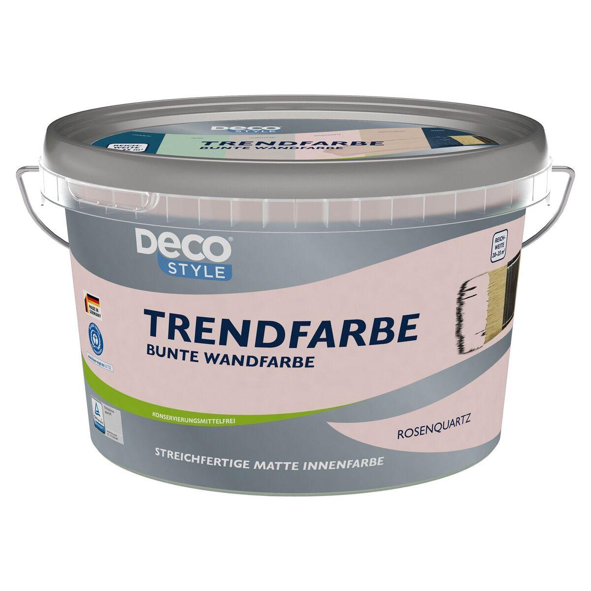 Bild 4 von DECO STYLE®  Trendfarbe 2,5 l