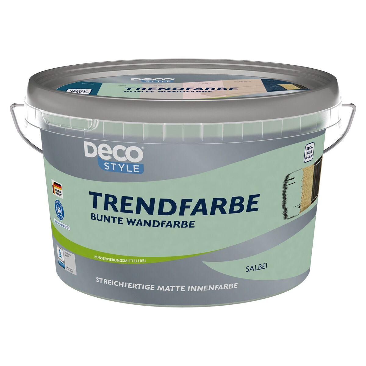 Bild 5 von DECO STYLE®  Trendfarbe 2,5 l