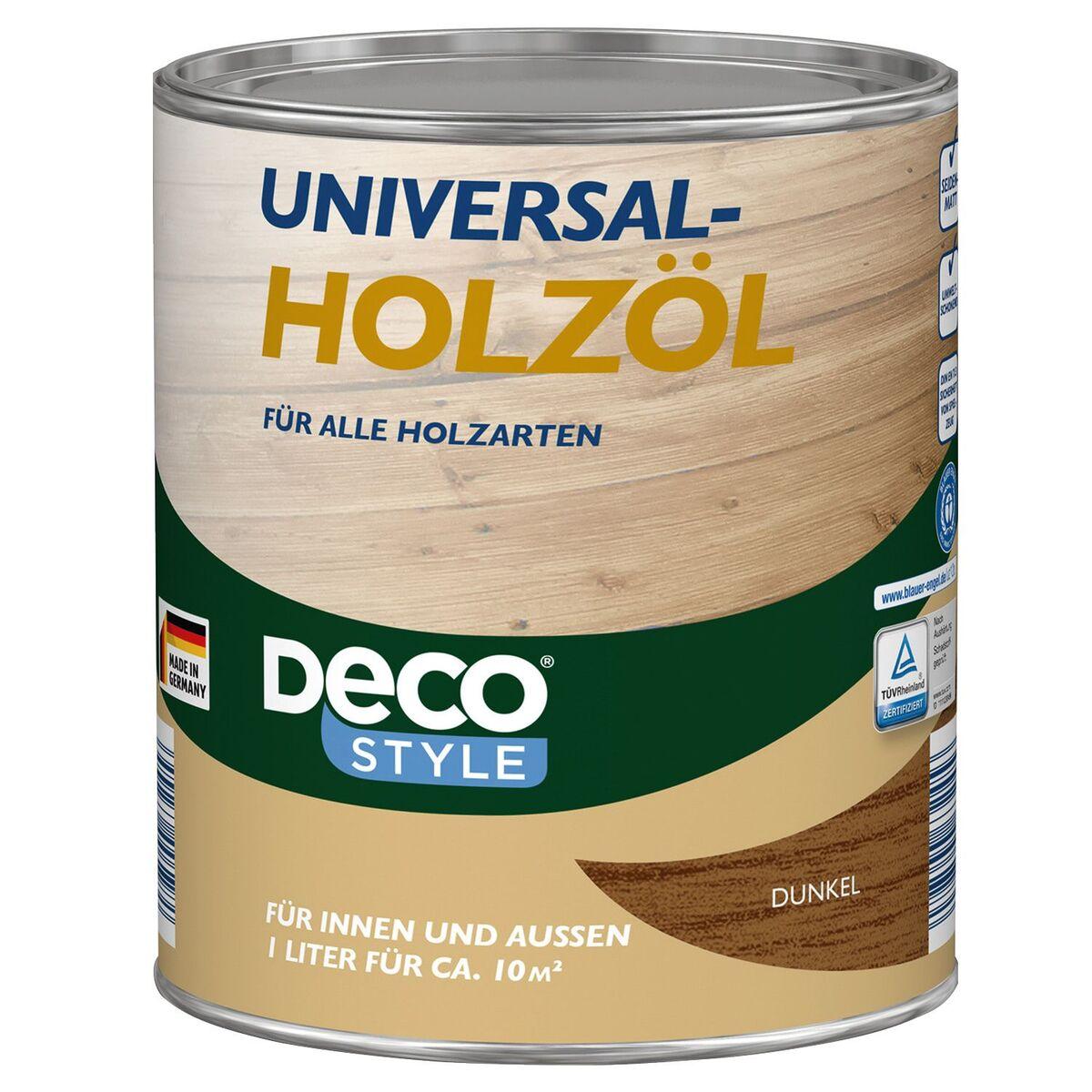 Bild 1 von DECO STYLE®  Universal-Holzöl 1 l