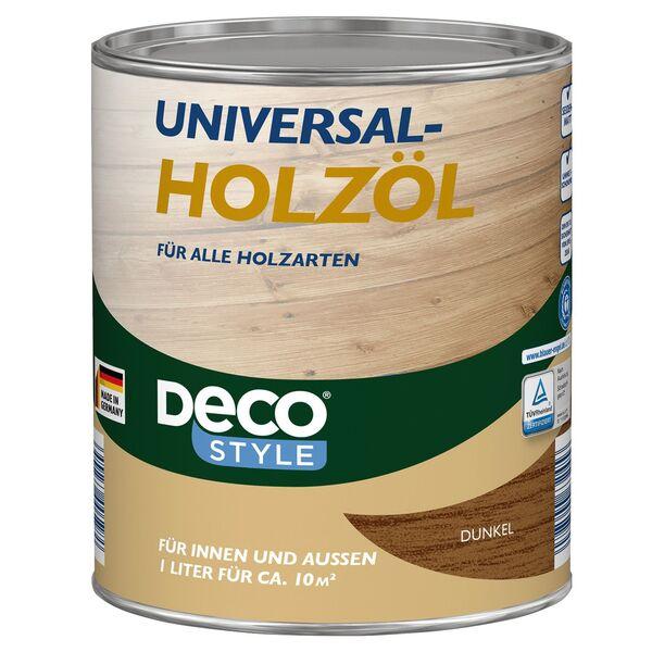DECO STYLE®  Universal-Holzöl 1 l