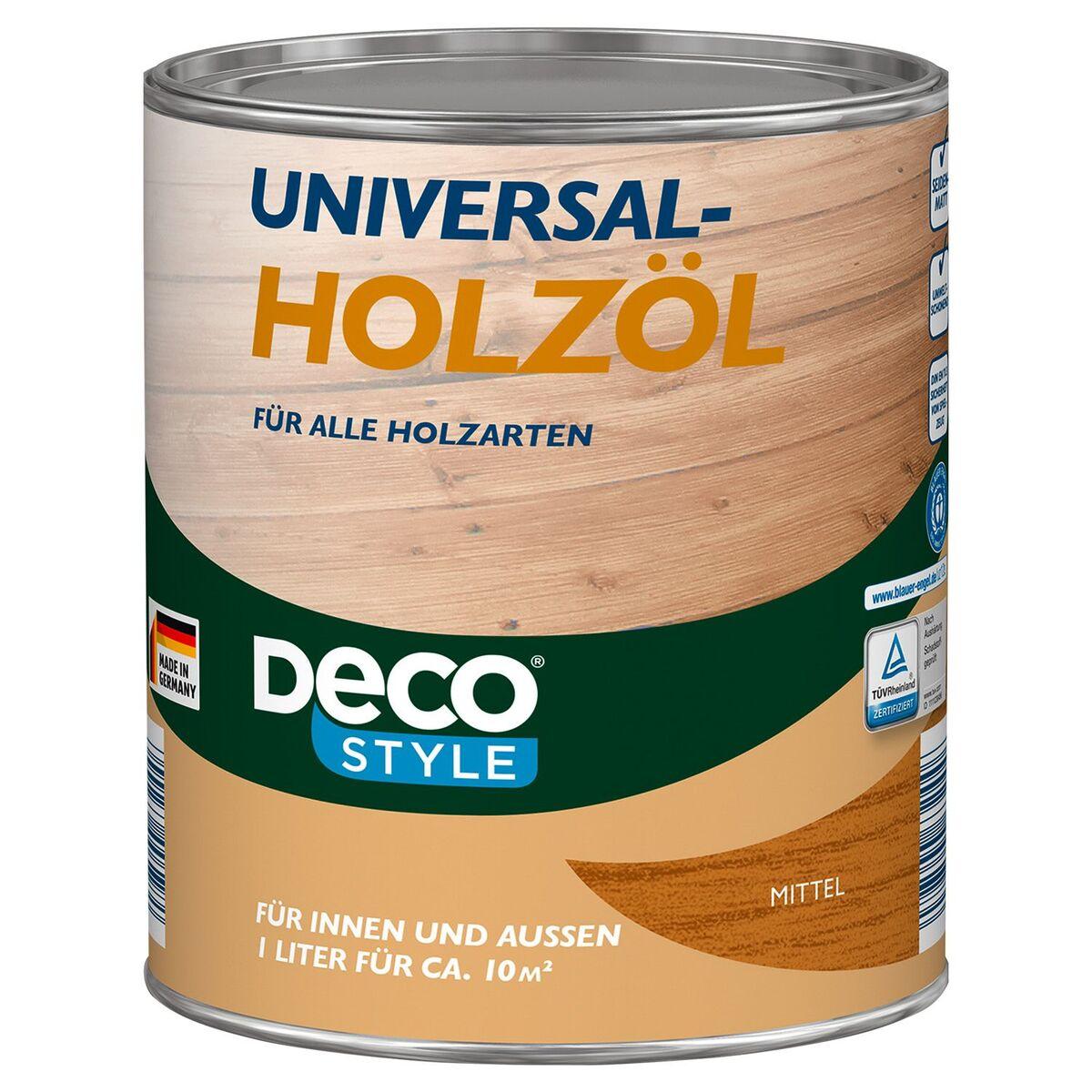 Bild 2 von DECO STYLE®  Universal-Holzöl 1 l