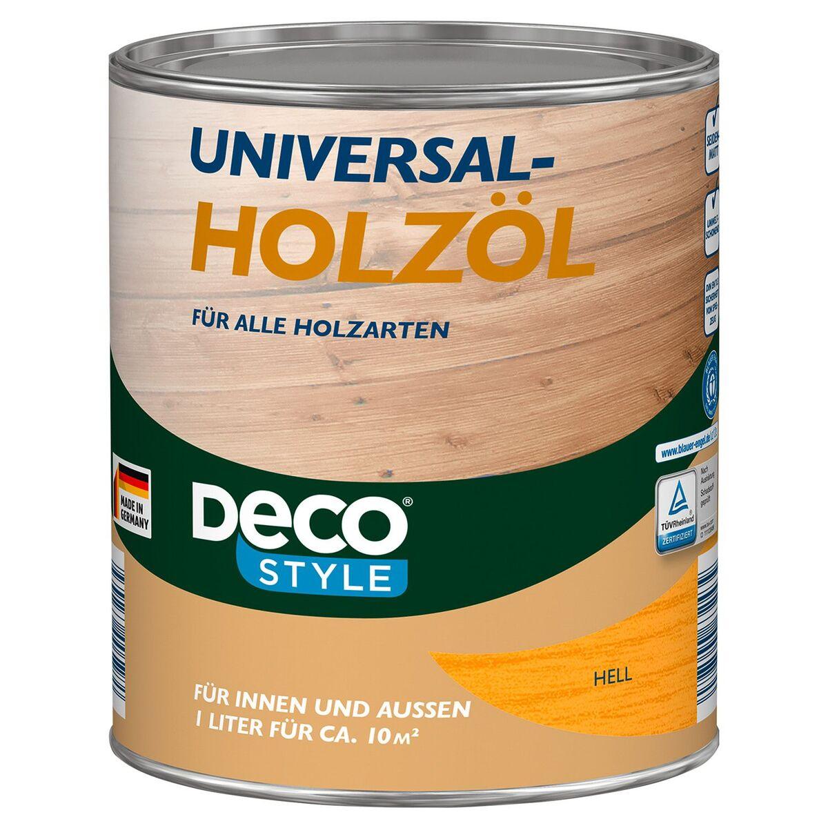 Bild 3 von DECO STYLE®  Universal-Holzöl 1 l