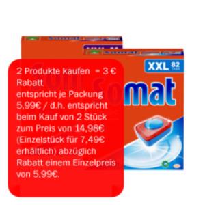 Somat XXL Spülmaschinentabs