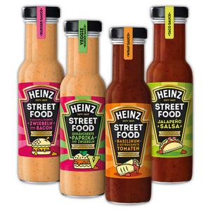Heinz Street Food Sauce