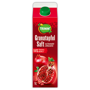 Trimm Granatapfelsaft