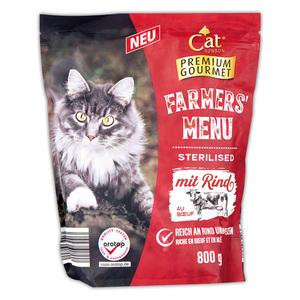 Cat Bonbon Premium Gourmet Farmers' Menu Trockenfutter