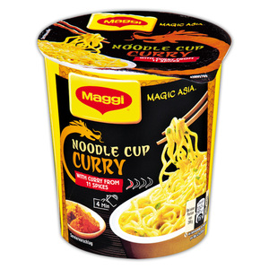 Maggi Magic Asia Noodle Cup