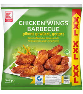 K-CLASSIC  Chicken Wings Barbecue