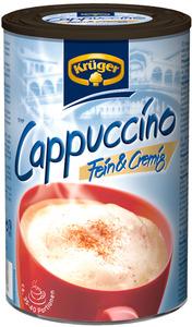 Krüger Fein & Cremig Cappuccino 350 g