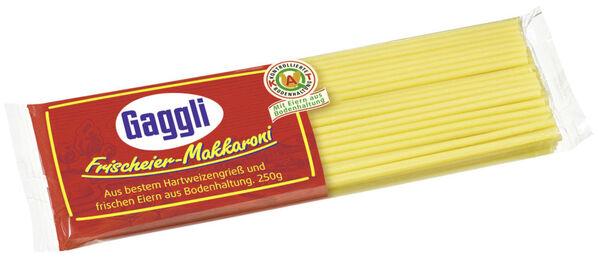 Gaggli Frischeier-Makkaroni 250 g