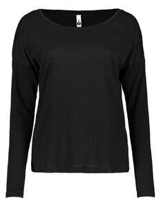 Damen Langarmshirt mit Stretch-Anteil