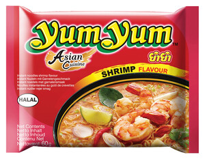 Yum Yum Instantnudeln Shrimps 60 g