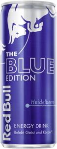 Red Bull The Blue Edition Heidelbeere 250ML