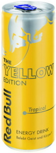 Red Bull Energydrink The Yellow Edition Tropical 250ML