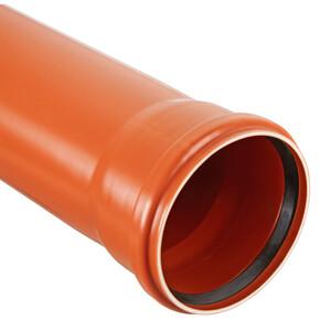 KGEM-Rohr DN 110 mm 100 cm