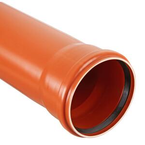 KGEM-Rohr DN 110 mm 200 cm