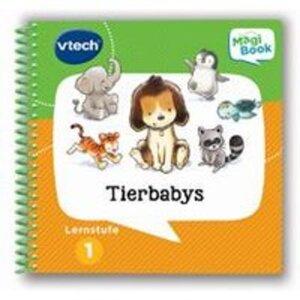 Vtech MagiBook Tierbabys Lernstufe 1