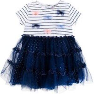 COOL CLUB Baby Kleid für Mädchen 80