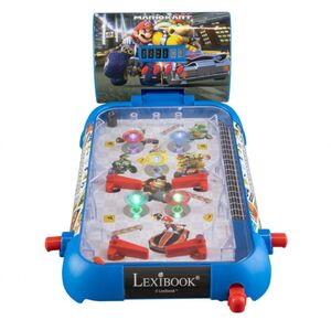 Super Mario Kart - Flipperspiel