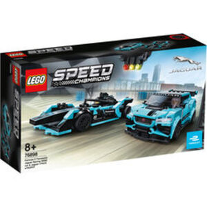 LEGO® Speed Champions 76898 E-Jaguar AT!!!