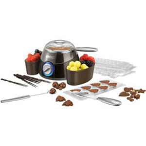Chocolatier-Schokofondue