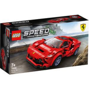 LEGO® Speed Champions 76895 Ferrari F8 AT!!!