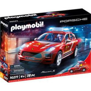 PLAYMOBIL® 70277 Porsche Macan S Feuerwehr